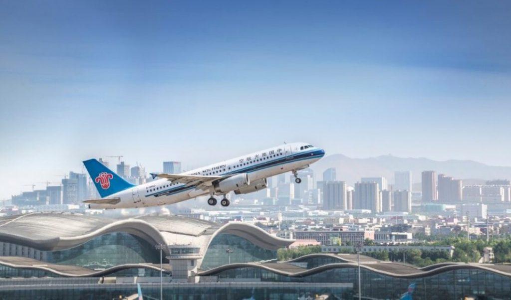 صنعت هوانوردی چین